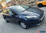 2014 FORD FIESTA 1.2 STYLE MODEL 50K MILEAGE 5 DOOR GREY - BARGAIN PRICE  for Sale