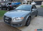AUDI A4 2005 1.8 TURBO AUTOMATIC  for Sale