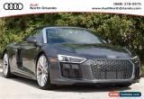 Classic 2018 Audi R8 V10 for Sale