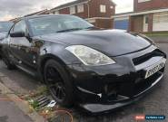 Nissan HR GT 350z 313BHP modified show car 2007 63k on clock for Sale