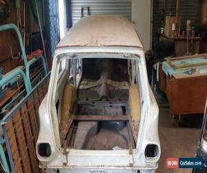 Classic EJ Holden wagon Special, three-speed manual. Project car with all parts & extras for Sale