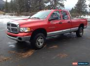 2004 Dodge Ram 3500 Laramie for Sale
