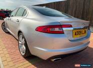 Jaguar XF 3.0TD V6 automatic diesel 2009 S Portfolio 1 year warranty included  for Sale