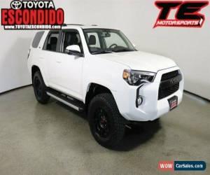 Classic 2019 Toyota 4Runner SR5 Premium for Sale
