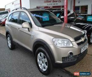 Classic 2008 Chevrolet Captiva 2.0 CDTi LT 4X4 5dr (7 Seats) for Sale
