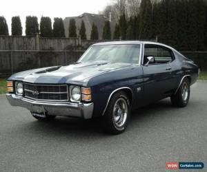 Classic 1971 Chevrolet Chevelle for Sale