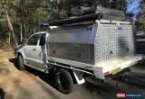 Classic TOYOTA HILUX  2006 Space Cab Camper for Sale
