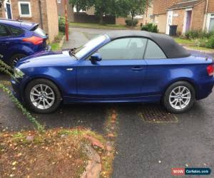 Classic BMW 1 SERIES 120I CONVERTIBLE VERY LIGHT SALVAGE for Sale