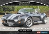 Classic 1965 Shelby Cobra Automatic Transmission for Sale
