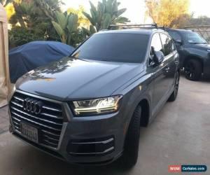 Classic 2017 Audi Q7 for Sale