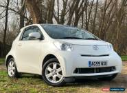 2010 TOYOTA IQ 1.0 VVT-I MANUAL PETROL 3 DOOR HATCHBACK  for Sale