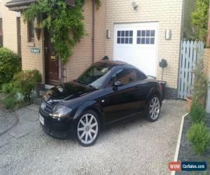 Classic 2006 Audi tt 1.8 Quattro Turbo  for Sale