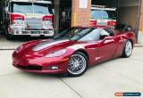 Classic 2007 Chevrolet Corvette Base 2dr Coupe Coupe 2-Door Automatic 6-Speed for Sale