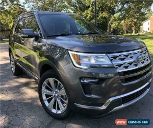 Classic 2019 Ford Explorer Limited for Sale