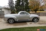 Classic Chevrolet: SSR LS-Trim-Loaded for Sale