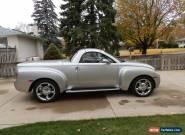 Chevrolet: SSR LS-Trim-Loaded for Sale