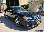 2012 Chrysler 300 LX C Black Automatic A Sedan for Sale