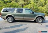 Classic 2000 Ford Excursion LIMITED for Sale