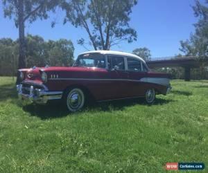 Classic 1957 CHEV  4 DOOR SEDAN for Sale