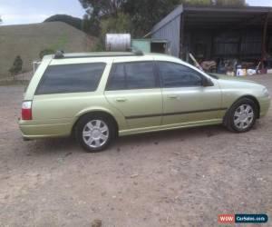 Classic Ford Falcon Futura 2005 ba wagon with rwc for Sale