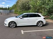 Audi A3 S Line 2.0 TDI (S-TRONIC) 150 BHP for Sale