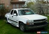 Classic 2002 Chevrolet Silverado 1500 STEPSIDE for Sale