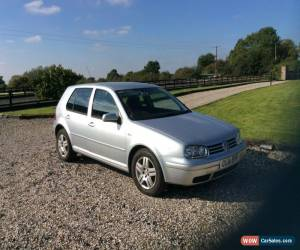Classic 2002 VOLKSWAGEN GOLF GTI (115 BHP) SILVER for Sale