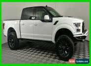 2019 Ford F-150 SCA PERFORMANCE Raptor for Sale