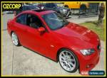2008 BMW 325i E92 Red Automatic 6sp A Coupe for Sale