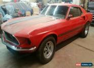 1969 Ford Mustang Fastback - Genuine  Mach 1 - Sportsroof - **No Reserve** for Sale