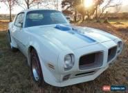 1972 Pontiac Trans Am for Sale
