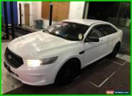 2013 Ford Sedan Police Interceptor All-wheel Drive for Sale