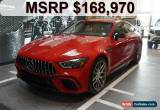 Classic 2019 Mercedes-Benz AMG GT 63 Coupe (A9) for Sale