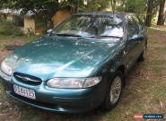 Ford Falcon Futura 1998 - Factory LPG (Tickford) for Sale