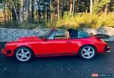 Classic 1987 Porsche 911 Targa for Sale