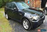 Classic 2006 BMW X3 for Sale