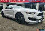 Classic 2019 Ford Mustang Shelby GT350 Coupe 5.2L V8 6 Speed Manual Rear Cam for Sale