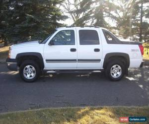 Classic Chevrolet: Avalanche for Sale