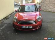 MINI PACEMAN 2000 DIESEL ALL 4 AUTOMATIC for Sale