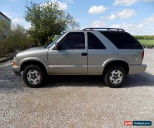 Classic 2002 Chevrolet Blazer LS for Sale