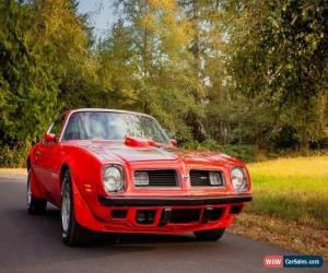 Classic 1975 Pontiac Firebird for Sale
