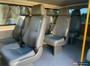 2013 Toyota HiAce TRH201R Automatic A Van for Sale