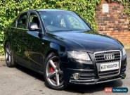 2008 Audi A4 2.0 TDI S LINE 4d MANUAL 141 BHP 1 FORMER KEEPER, LAST OWNER 7 for Sale