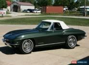 1967 Chevrolet Corvette FACTORY AC for Sale