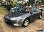 2010 Citroen C5 X7 Comfort Grey Automatic A Sedan for Sale