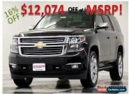 2019 Chevrolet Tahoe MSRP$75925 Premier 4X4 Black 5.3L V8 Sunroof for Sale