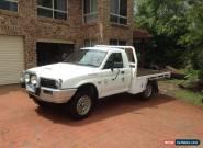 2000 Mitsubishi triton ute 4x4 diesel  for Sale