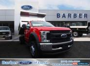 2019 Ford F-550 F-550 XL for Sale