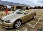 BMW 335i E93 Convertible for Sale