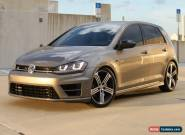 2016 Volkswagen Golf R for Sale